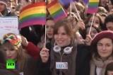 ЛГБТ-сообщество. Кадр RT