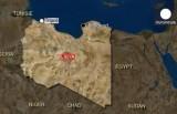 Карта Ливии © Euronews / DigitalGlobe