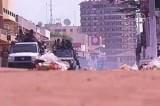 """Боевики """"Селеки"""" в Центральноафриканской Республике. Кадр NTDTV"""