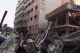 Теракт в Эль-Мансуре, Египет. Кадр NTDTV