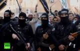 Террористы в Сирии. Кадр RT