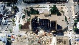 Здание Альфреда Марра в Оклахома-Сити после теракта 1995 года. Фото: Шери Хронек, Инженерные войска США