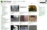 Сайт Silk Road - крупнейшая площадка торговли за биткоины. Скриншот: btcsec.com