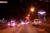 Горячая полицейская погоня на улицах Барнаула. Кадр LifeNews