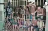Перенаселённость в бразильских тюрьмах. Кадр Euronews