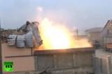 Уничтожение террористов в Дагестане. Кадр НАК / RT