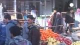 Рынок города Фаллуджа, Ирак. Кадр Euronews