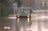 Наводнение в Италии, январь 2014. Кадр RTVi