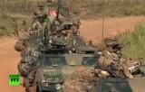 Французские солдаты в Центральноафриканской республике. Кадр RT