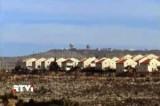 Еврейское поселение на западном берегу Иордана. Кадр RTVi