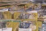 Деньги, полученные преступным путём, изъяли в Австралии. Кадр NTDTV