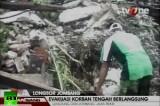 Оползень в Индонезии. Кадр RT