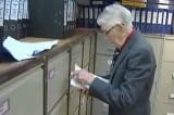 Джим Клементс - 100-летний офисный работник. Кадр NTDTV