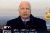 Сенатор США Джон Маккейн. Кадр RTVi