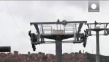 Боливийская канатная дорога станет крупнейшей в мире. Кадр Euronews