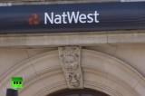 Корпорация NatWest отнимает чужое имущество через серые схемы. Кадр RT