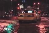 Авария на водопроводе в Нью-Йорке. Кадр RTVi