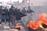 Акция протеста в Палестине против забастовки ООН. Кадр RTVi