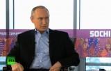 Владимир Путин. Кадр RT