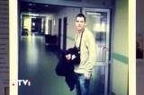 Сергей Тарасов - предполагаемый автор вируса Картоха. Кадр RTVi