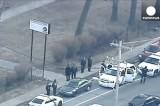 Стрельба в филадельфийской школе. Кадр Euronews