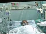 Заболевший птичьим гриппом в Китае. Кадр NTDTV