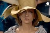 Испанская принцесса Кристина. Кадр Euronews