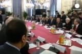 "Конференция ""Друзей Сирии"" в Париже. Кадр Euronews"