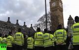 Британские полицейские. Кадр RT
