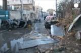 Теракт в Ираке. Кадр Euronews