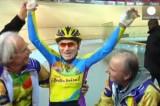 Велосипедист-долгожитель Робер Маршан. Кадр Euronews