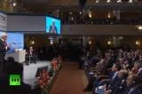 Международная конференция по безопасности в Мюнхене. Кадр RT