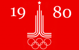 Символ Олимпиады 1980 года