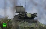 Орудия ПВО в Олимпийском Сочи. Кадр RT