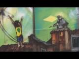 Граффити против Чемпионату мира по футболу-2014 (новости)