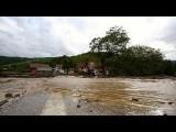 Наводнение на Балканах: пик еще не пройден