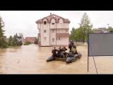 Из-за наводнений в Сербии и Боснии и Герцеговине объявлен