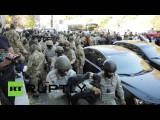 В Киеве задержаны 50 участников массовой драки у здания Верховной рады