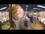 В Нью-Йорке открылся магазин футболок с изображением Путина