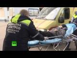 Дети из Донецка прибыли на лечение в Москву