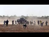 Кобани: бои на улицах города