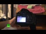 Британский журналист Грэм Филлипс снял момент своего ранения под Донецком