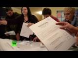 Выборы в ДНР и ЛНР: победили Захарченко и Плотницкий