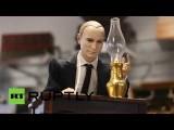 Механическую фигурку Владимира Путина продали на аукционе в Германии за 30 тыс. евро