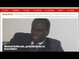 В Буркина-Фасо избран временный гражданский президент