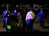 Тысячи американцев продолжают протестовать против вердикта суда присяжных в Фергюсоне