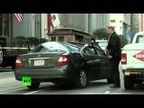 В США мойщик окон выжил после падения с 11-го этажа