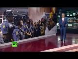Демонстранты недовольны освещением в американских СМИ событий в Фергюсоне