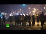 США поддерживают протесты за границей, но не внутри страны