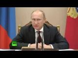 Путин удивлен подорожанием нефтепродуктов при снижении мировых цен на нефть